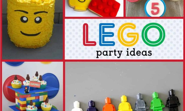 Lego Birthday Party Ideas: How to Build a Lego Party