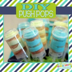 Kitchen Party: Easy Push Pops Tutorial- Mimi's Dollhouse