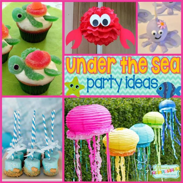 Sea Party Ideas Pic