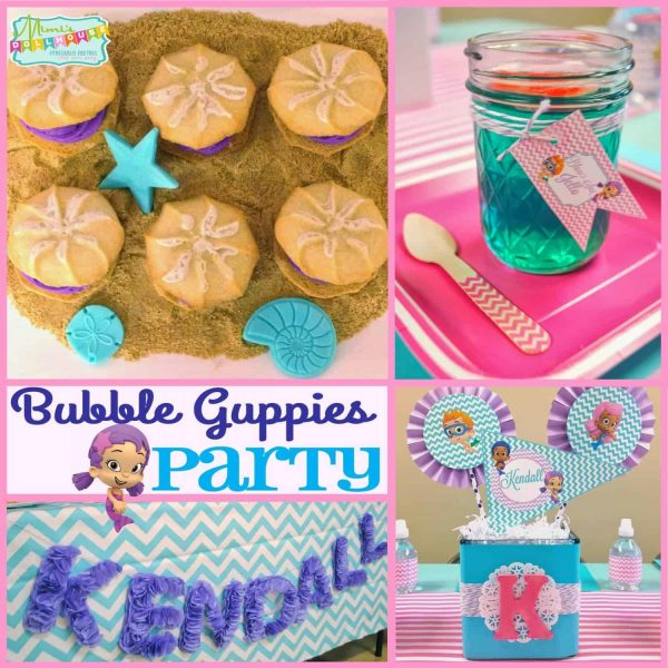 Bubble Guppies Pic