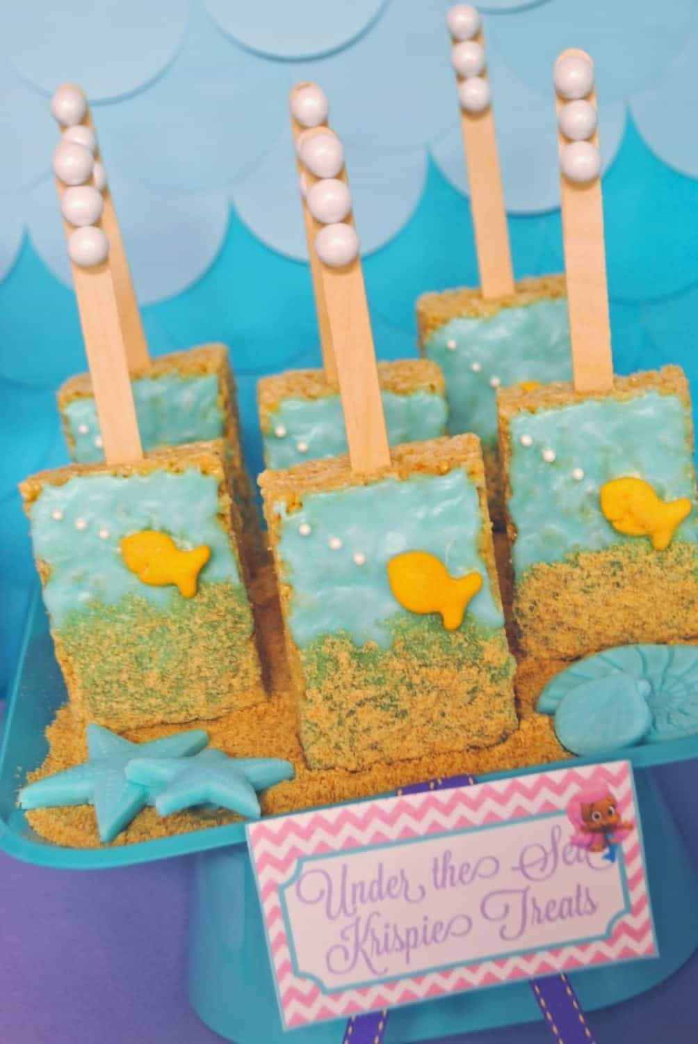 Bubble Guppies Party Printable Collection - Mimi's Dollhouse