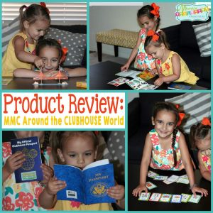 Product Review: Mickey Mouse Clubhouse Around the Clubhouse World