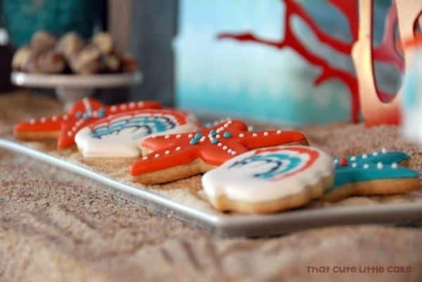 Under the sea TCLC - cookies