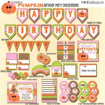 pumpkin pink display file