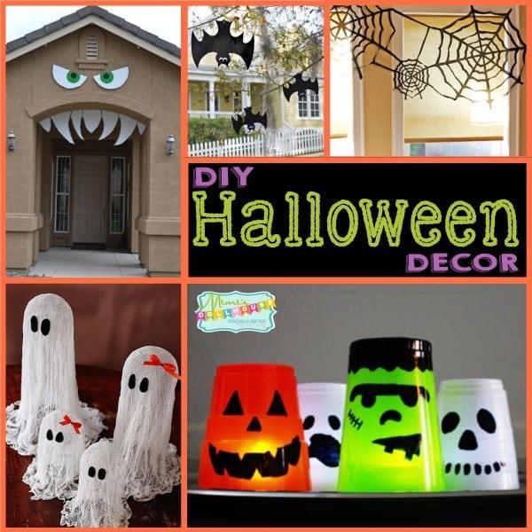 Halloween diy halloween decor mimi 39 s dollhouse for Halloween party decorations ideas homemade