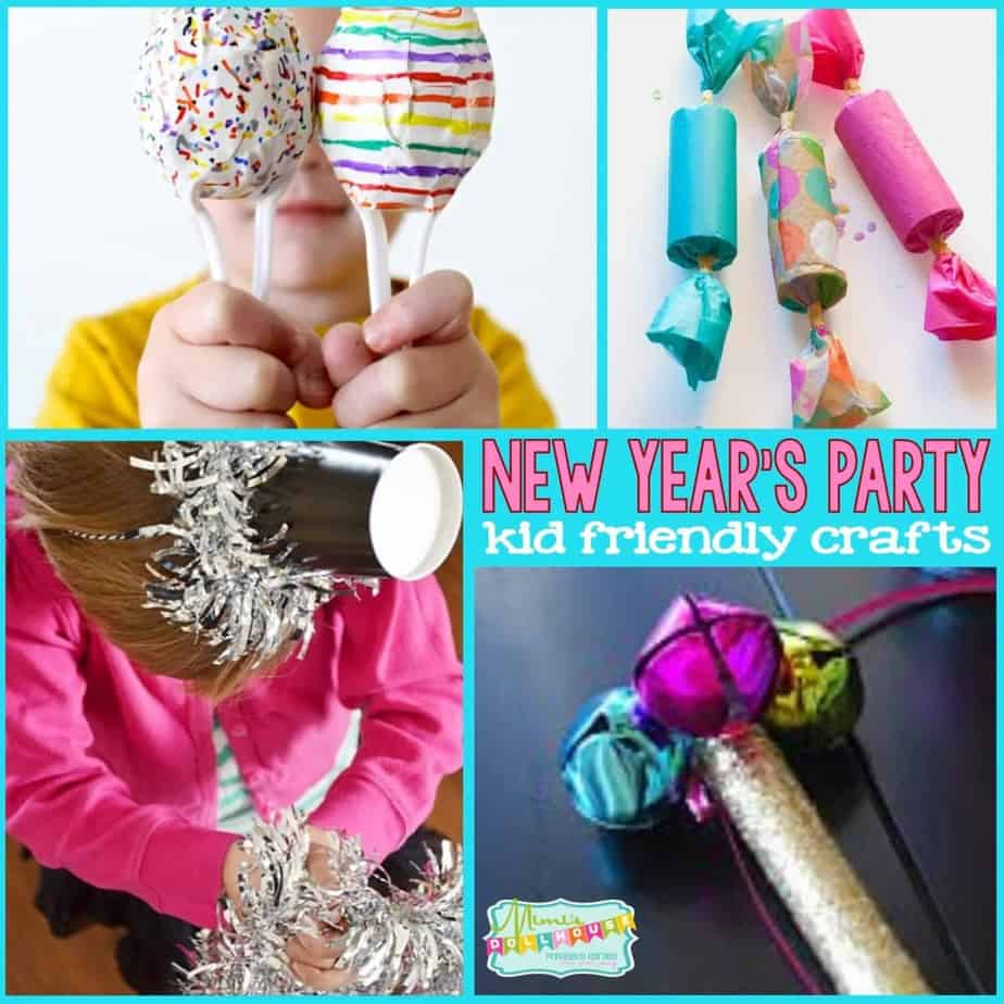 New Year Craft Ideas New Year S Party And A Crafty Mimi Dollhouse