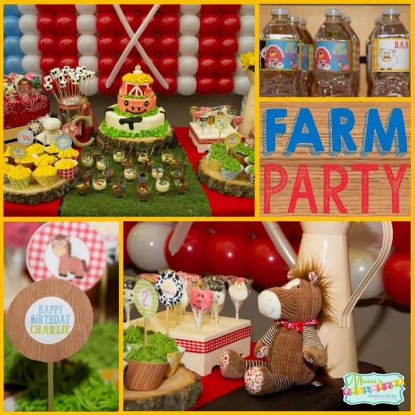 Farm Party Pic