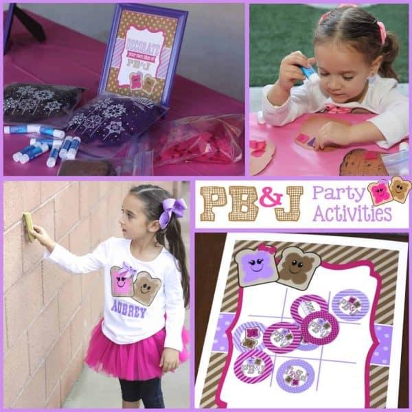 PB&J Activities Feature Image