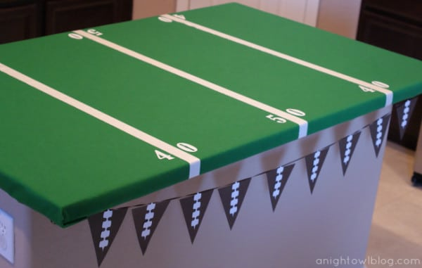 InterestPrint American Football Field Long Table Runner 16 X 72 Inches, Green Sport Field Rectangle Table Runner Cotton Linen Cloth Placemat for Office Kitchen Dining Wedding Party Home Decor. by InterestPrint. $ $ 22 FREE Shipping on eligible orders. 5 out of 5 stars 5.