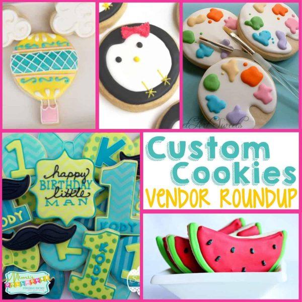 Custom Cookie Pic