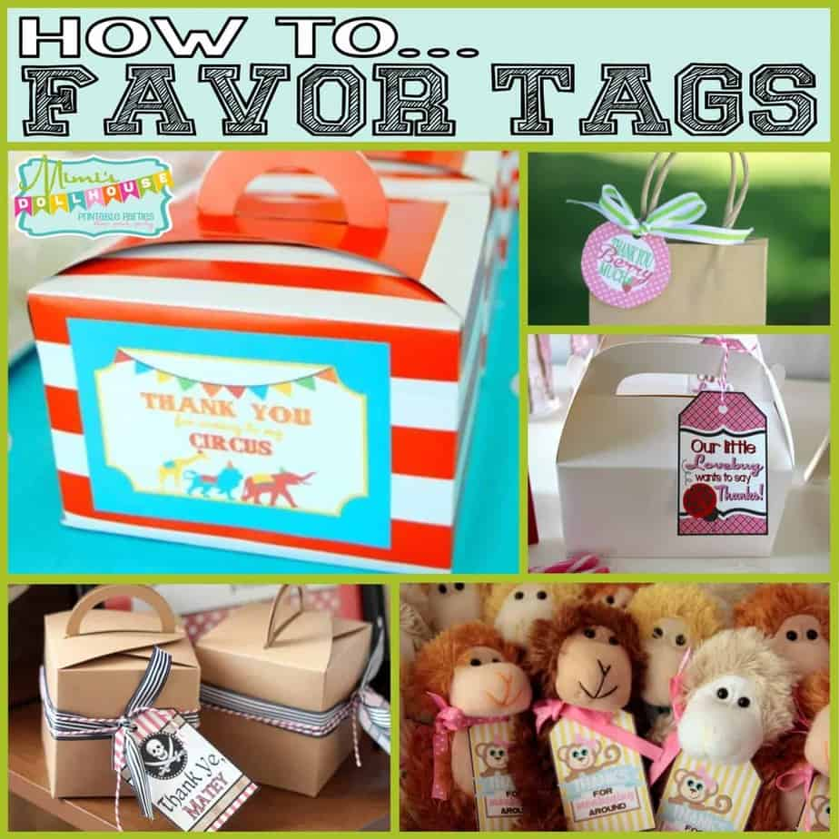 How To: Favor Tags