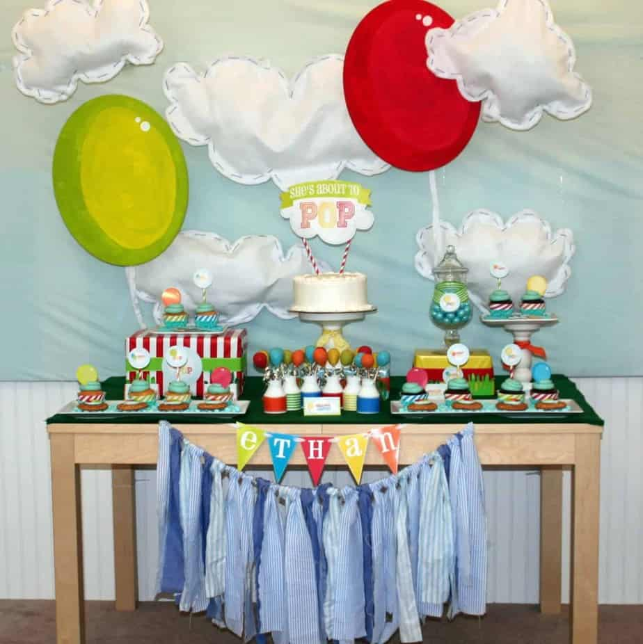 Trends Popular Themes for Baby Showers Part 1