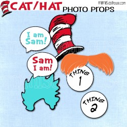 cathat photo props display file