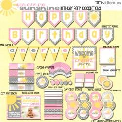 sunshine display file-graypink