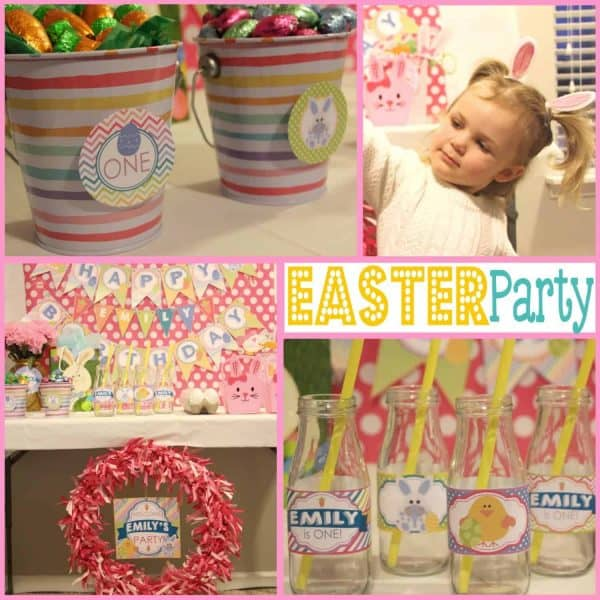Easter Party Pic