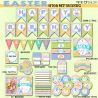 Easter display file