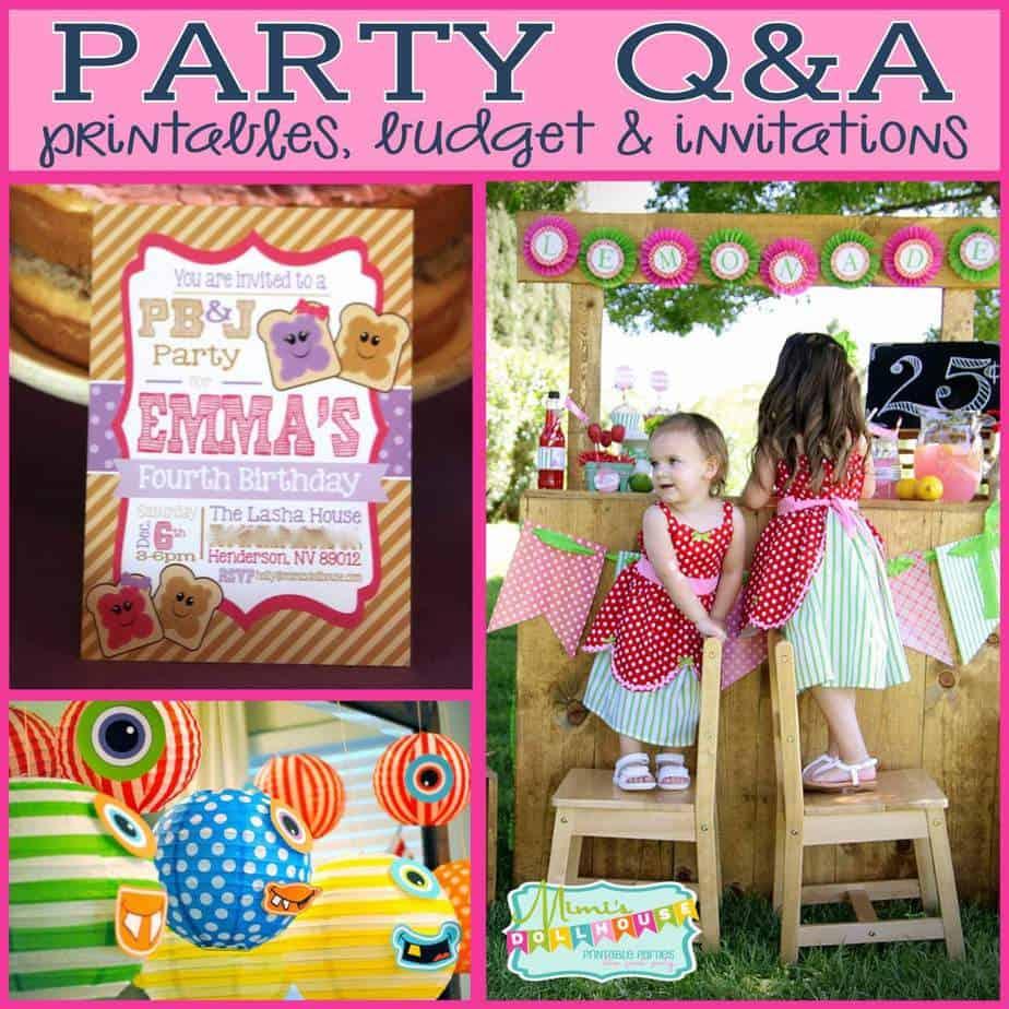 Party Q&A