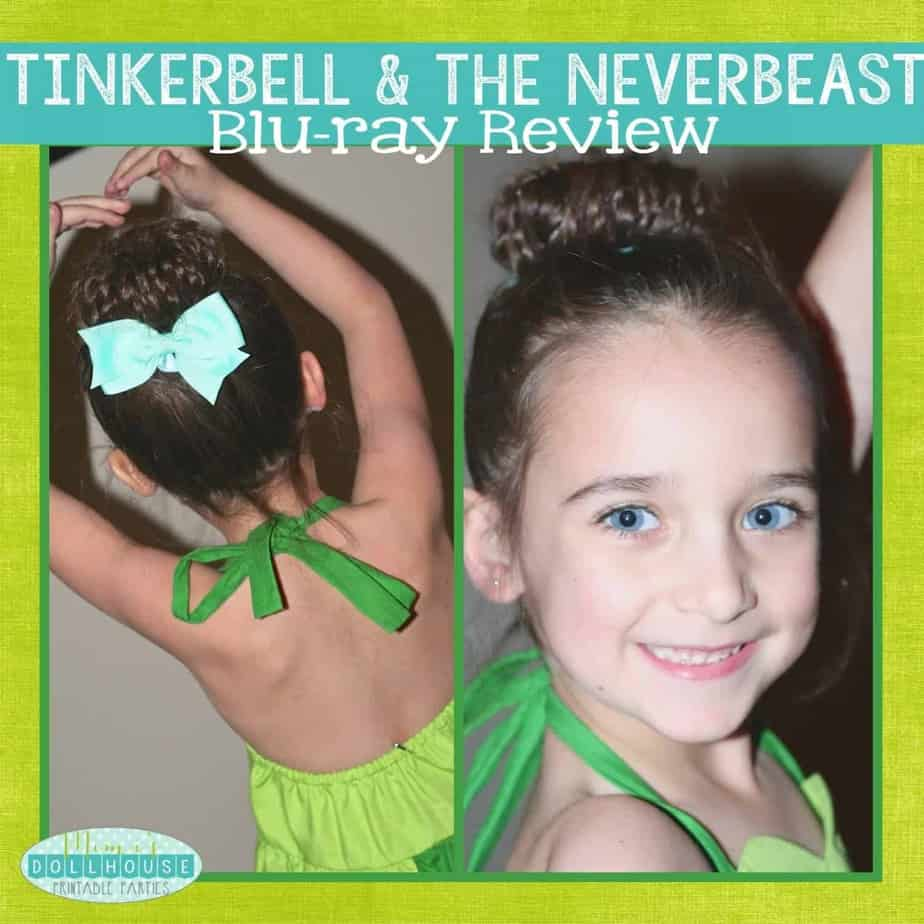 Product Review: Tinker Bell and the Legend of the NeverBeast Blu-ray
