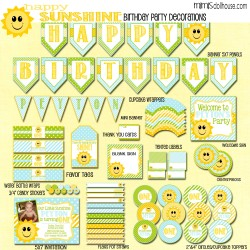 happy sunshine display file-bluelime