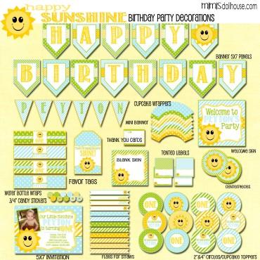 happy sunshine display file-bluelime