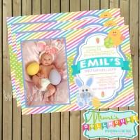 invitation Easter photo pic