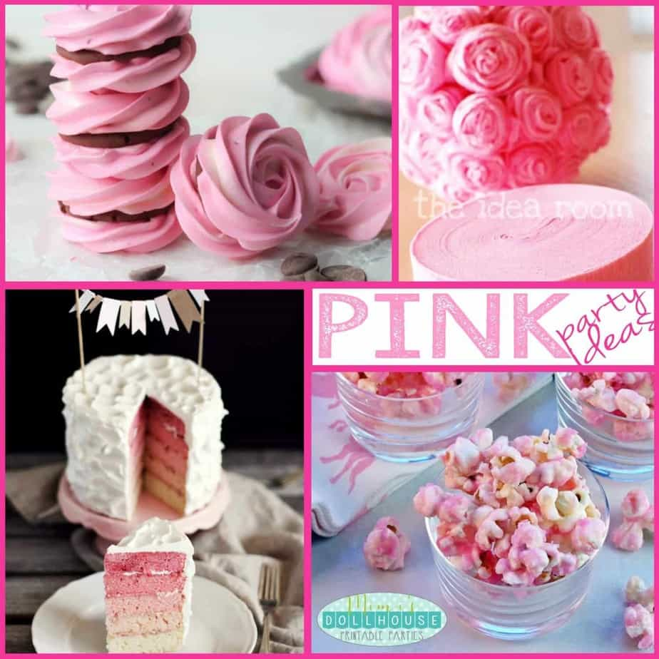 Pink Party: Pinkaliciously Perfect Pink Party Ideas