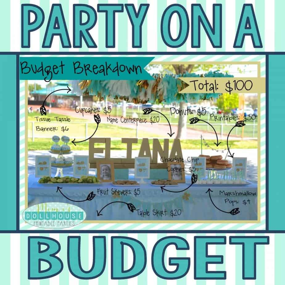 Party on a Budget: Mint Party Budget Breakdown