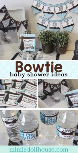 baby boy baby shower