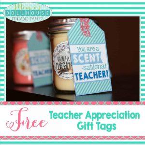 Teacher Tags-Scent