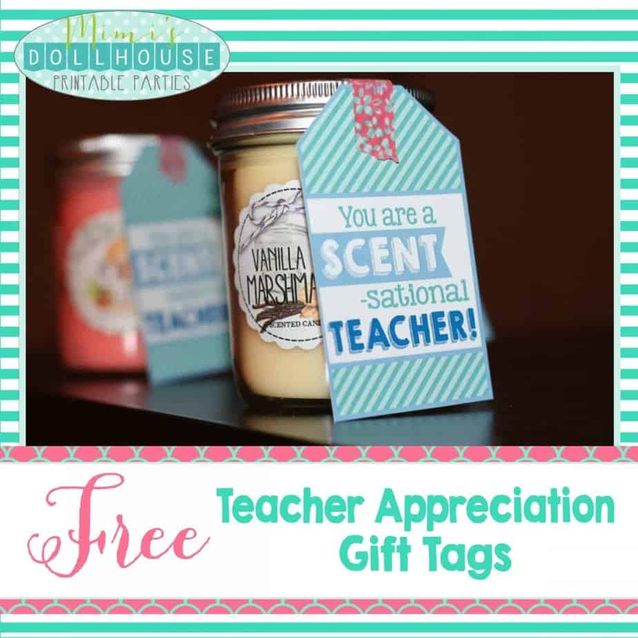 Teacher appreciation week free teacher appreciation gift tags teacher appreciation week free teacher appreciation gift tags negle Image collections