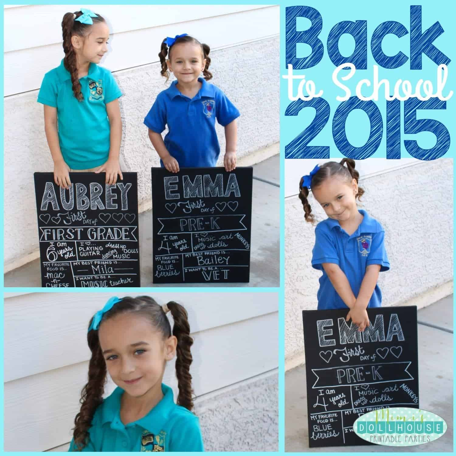 Back to School: Let's catch up a bit….