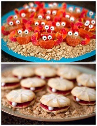crab candies