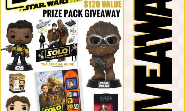 Star Wars: Solo Movie Giveaway
