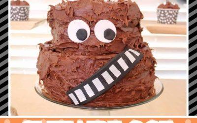 Star Wars: How to make a Chewbacca Cake