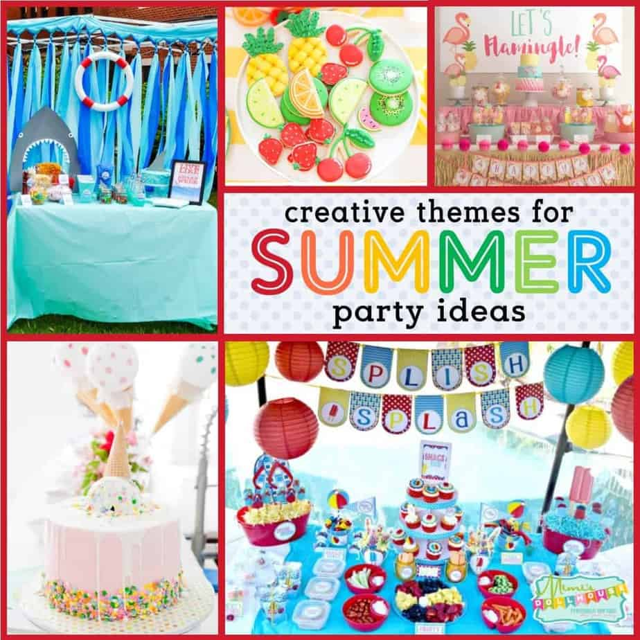 Mix · Keep Cool With These Hot Summer Party Themes