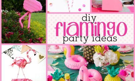 DIY Flamingo Party: This season's hottest Flamingle Party Ideas