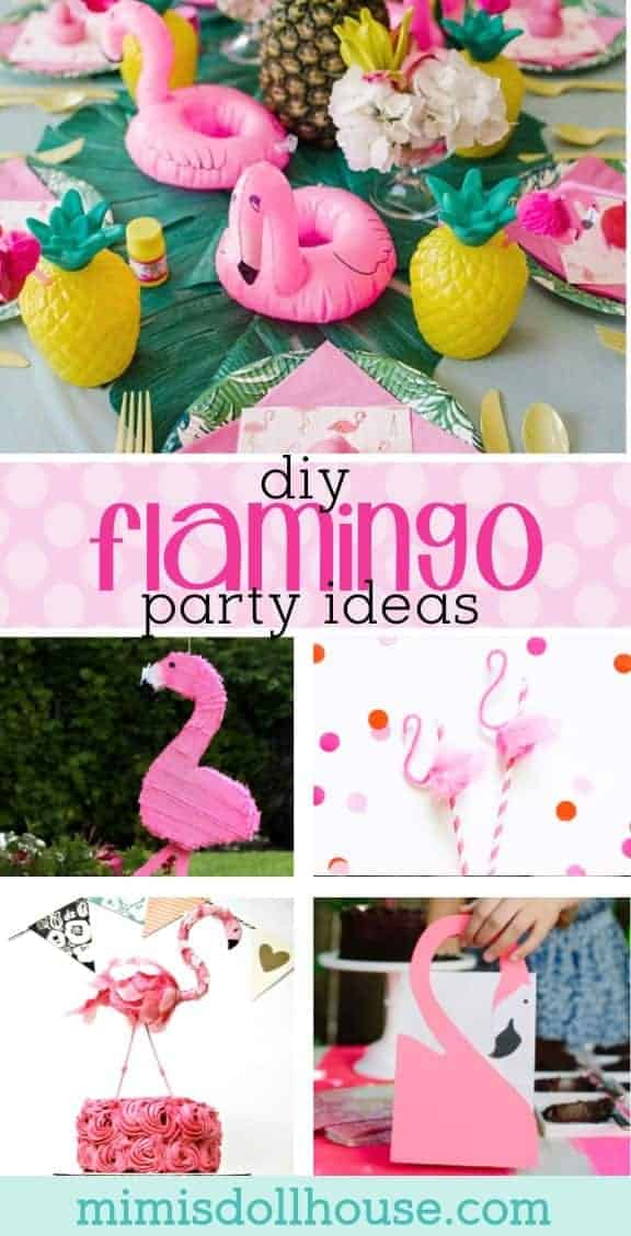 Flamingle Party: This Seasonu0027s Hottest DIY Flamingo Party Ideas. Want The  Perfect Theme For